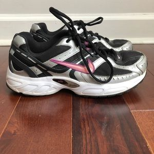 NIKE Running Shoes Sneakers Size 8